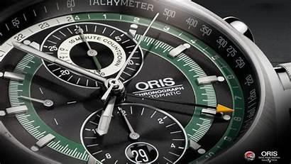 Watches Oris Luxury Tachymeter Chronograph Hand Wheel