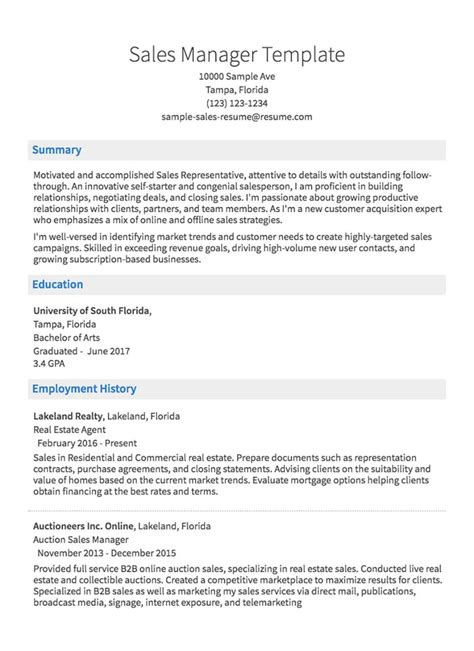 Professional Resume Sles In Word Format by Resume Format In Word Document Tag 55 Stunning