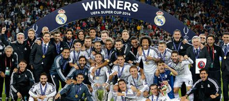 Champion Real Madrid Super Cup