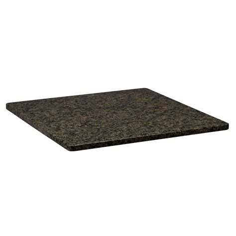 24 quot x 24 quot square granite table top tablebases