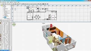 Télécharger Sweet Home 3d Pour Windows : sweet home 3d floor construction youtube ~ Premium-room.com Idées de Décoration