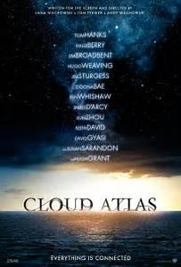 Cloud Atlas poster - HeyUGuys
