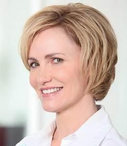 Halblange Frisuren Damen : frisuren kurz f r ltere damen ~ Frokenaadalensverden.com Haus und Dekorationen