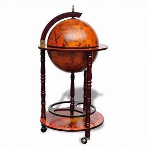 Bar Globe Terrestre : la boutique en ligne bar globe terrestre mappemonde en bois ~ Teatrodelosmanantiales.com Idées de Décoration