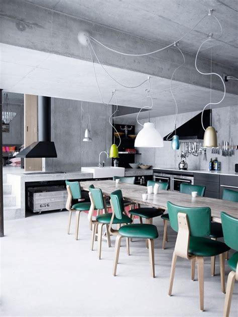 concrete kitchen design 21 most beautiful industrial kitchen designs idea Industrial