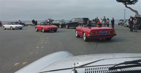 Alfa Romeo Club by Monterey Weekend Delta Alfa Romeo Club