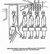 Office Elevator Takes Every Train Gray Memes Nihilist Template sketch template