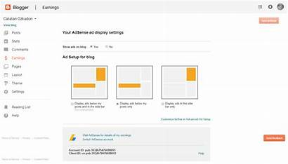 Blogger Mendaftar Menggunakan Cara Dan Google Adsense