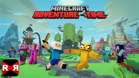 minecraft pocket edition adventure time map  finn