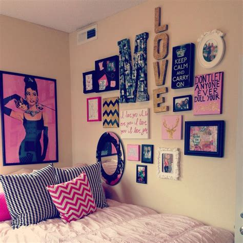 cute decor ideas  jazz   dull bedroom collage