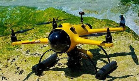 waterproof drones  float  water  top  drone