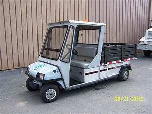 Ibid 1993 Club Car Carryall 6