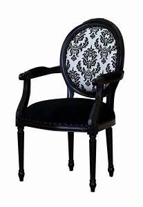 Chaise Style Baroque : chaise baroque louis xvi ~ Teatrodelosmanantiales.com Idées de Décoration