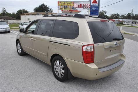 Kia Sedona 2006 Review by 2006 Kia Sedona Pictures Cargurus