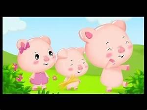 Youtube Les Trois Cochons : les trois petits cochons youtube french poems songs ~ Zukunftsfamilie.com Idées de Décoration