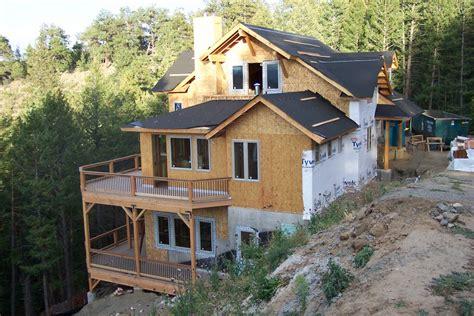 steep mountain modern home zion modern house