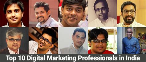 Best Courses For Marketing Professionals by Top 10 Digital Marketing Professionals In India Digital