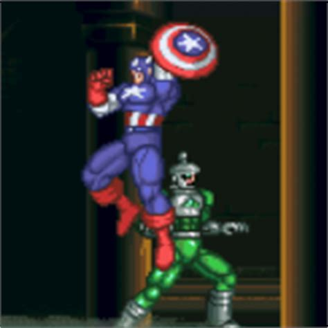captain america   avengers play game