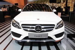 Mercedes Classe C Break 2014 : mondial auto 2014 lancement de la mercedes classe c break photo 4 l 39 argus ~ Maxctalentgroup.com Avis de Voitures
