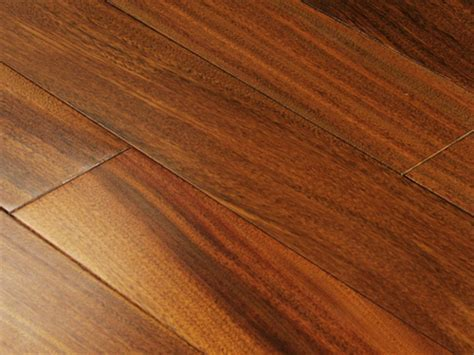 "FloorUS.com   3/4""x5"" Solid Exotic Hardwood Pacific Walnut"