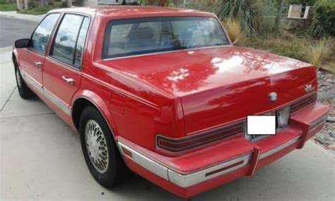 Find Used 1991 Cadillac Seville 61,423 Miles On Odometer