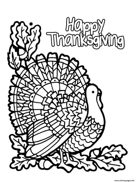 thanksgiving turkey coloring pages happy thanksgiving turkey coloring pages printable