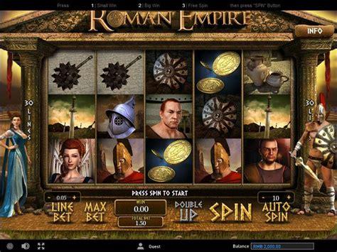 play roman empire video slot  gameplay interactive
