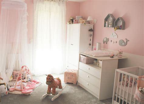 de jolies idees pour une chambre de bebe princesse
