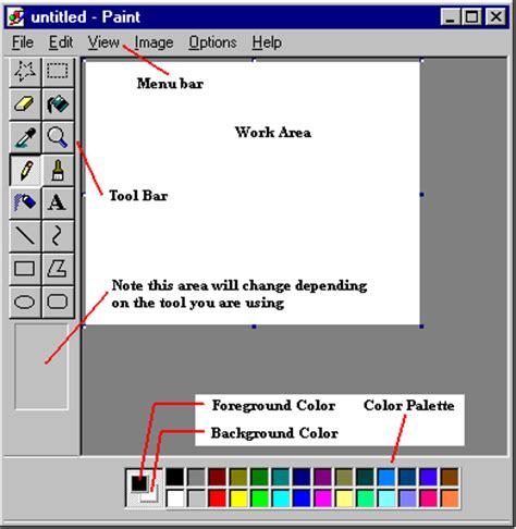 paint net color toolbar microsoft paint