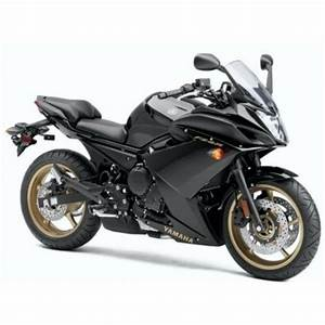 Yamaha Fz6-r - Service Manual    Repair Manual
