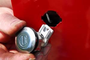changer une serrure ou un barillet conseils mecanique With demonter un barillet de porte