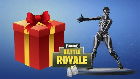 gifting system finally coming  fortnite battle royale