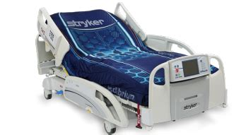 stryker hospital bed critical care beds intouch stryker