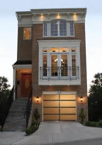 Simple Three Story Townhouse Plans Ideas by Beautiful Modern Homes Designs Front Views