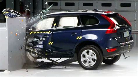 siege auto crash test crash testing the 2013 volvo xc60 the downshift episode