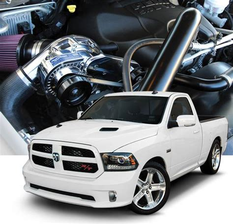 dodge ram 5 7 hemi procharger supercharger kit dodge ram 5 7l hemi 2015 2019