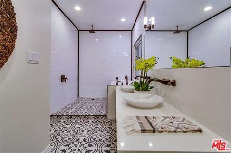 granada kitchen and floor granada tiles cluny cement tiles upgrade a black and white 3878
