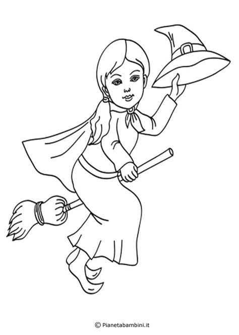 disegni della befana da colorare pianetabambiniit