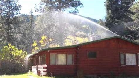colorado company creates automatic exterior sprinkler