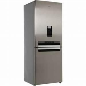 Refrigerateur Distributeur D Eau : whirlpool wba4398nfcix aqua r frig rateur combin avec ~ Melissatoandfro.com Idées de Décoration