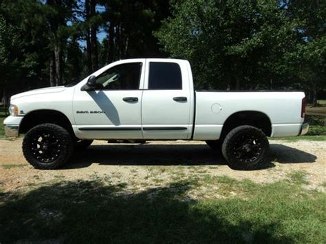 find used 2004 dodge 2500 cummins diesel cab 4x4 20 quot s touch screen stereo in malvern