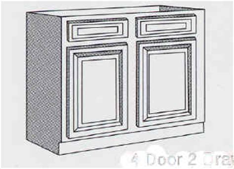 kitchen cabinet sizes  specifications