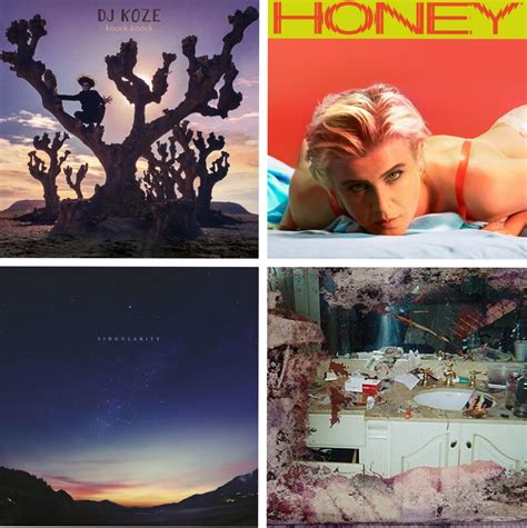 Magnetic's Best Albums Of 2018: Robyn, SOPHIE, Mitski ...