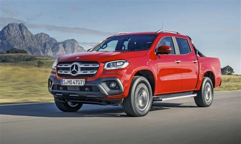 Mercedes-benz Says X-class 'deserves' Premium Price