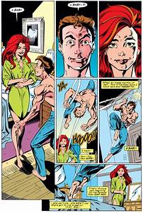 MJ tells Peter she's pregnant in Amazing Spider-Man #398 ...