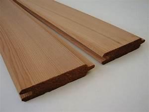 Holzpfosten Mit Nut : 10 western red cedar abschnitte 600 x 18mm holz stahlhandel h schenk gmbh ~ Yasmunasinghe.com Haus und Dekorationen