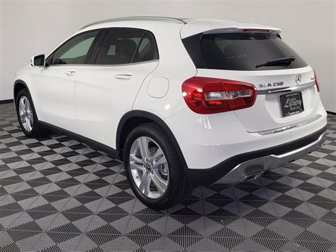 Pricing and which one to buy. New 2020 Mercedes-Benz GLA GLA 250 Sport Utility in Davenport #M5035 | Smart Automotive