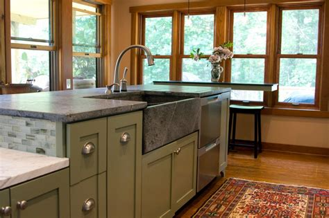 Soapstone Countertop Maintenance - durable soapstone countertops a versatile design option