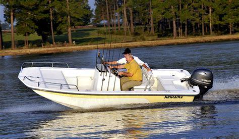 Flat Bottom Boat Console by Flat Bottom Boat Advantages 5 Reasons To Sundance