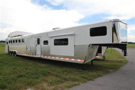 horse trailer trailers living texas quarter tips todaysequine tricks